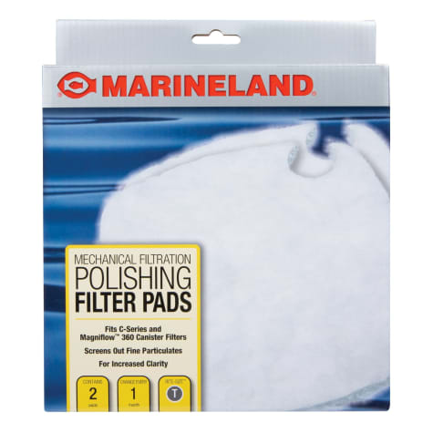 Marineland Polishing Filter Pads, C-360
