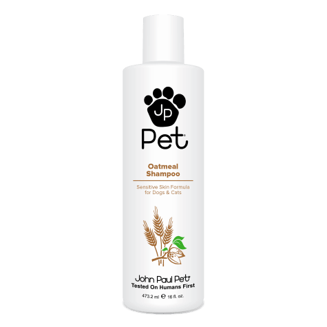 John Paul Pet Oatmeal Shampoo For Dogs