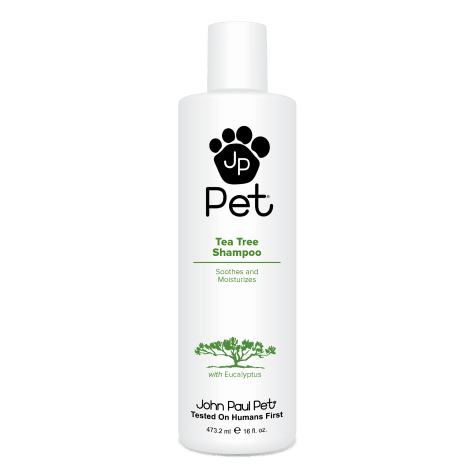 John Paul Pet Tea Tree Treatment Dog Shampoo