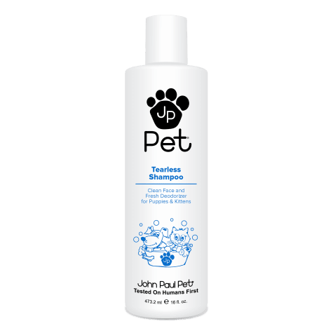 John Paul Pet Tearless Gentle Puppy & Kitten Shampoo