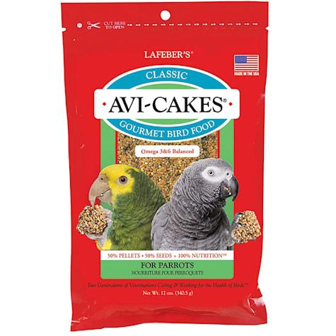 Lafeber's Classic Avi-Cakes for Parrots