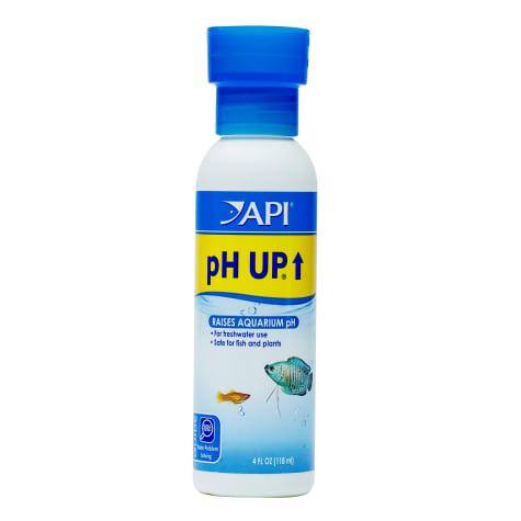 API pH UP Freshwater Aquarium Water pH Raising Solution
