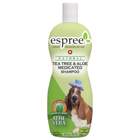 Espree Natural Tea Tree and Aloe Dog Shampoo
