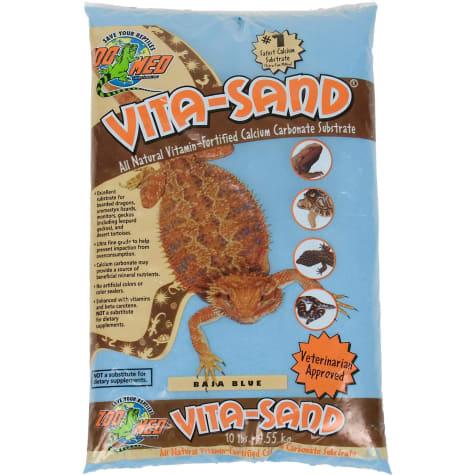 Zoo Med Vita-Sand in Baja Blue