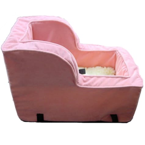 Snoozer Luxury High-Back Console in Pink