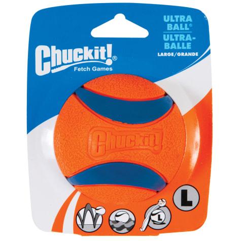 Chuckit! Ultra Ball Dog Toy 1-Pack