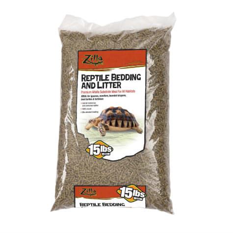 Zilla Alfalfa Meal Reptile Bedding