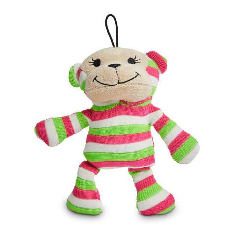Petco 2 for 5 Toys Go Bananas Monkey Plush Dog Toy in Various Styles