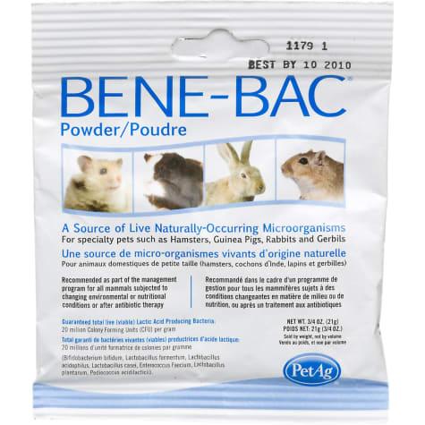 PetAg Bene-Bac Small Animal Powder