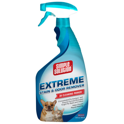 Simple Solution Extreme Stain & Odor Remover for Dogs