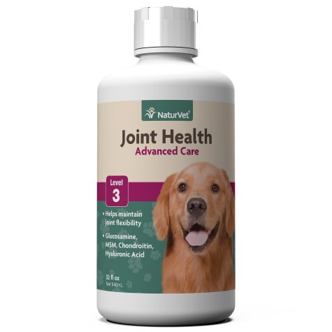 NaturVet Joint Health Supreme Level 3 Hip & Joint Supplement for Dogs