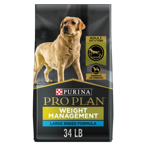 Purina Pro Plan Low Fat Focus Weight Management Large Breed Formula Dry Dog Food