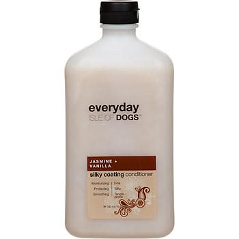 Isle of Dogs Everyday Jasmine & Vanilla Silky Coating Conditioner for Dogs