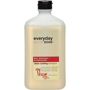 Isle of Dogs Everyday Red Berries & Champagne Clean Coating Shampoo for Dogs