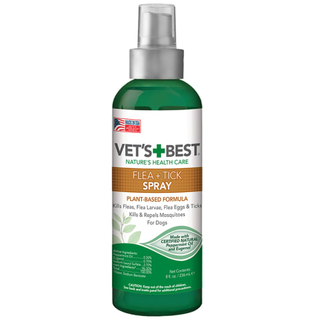 Vet's Best Flea & Tick Spray for Dogs