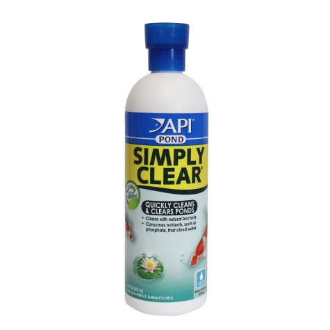 API Simply-Clear Bacterial Pond Clarifier