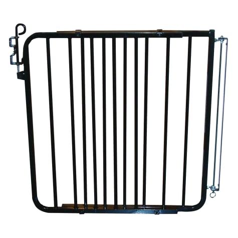 Cardinal Gates Black Auto-Lock Pet Gate