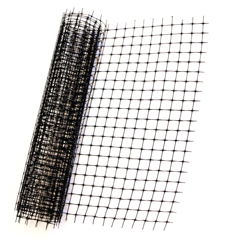 Cardinal Gates Black Outdoor Safety Netting