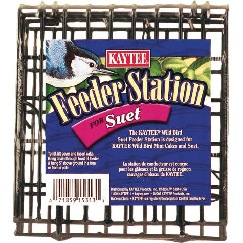 Kaytee Feeder Station for Suet Wild Bird Feeder