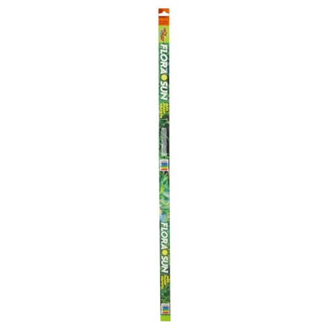Zoo Med T-8 Flora Sun Max Plant Growth Fluorescent Bulb, 36inch