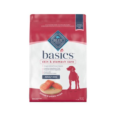 Blue Buffalo Blue Basics Adult Salmon & Potato Recipe Dry Dog Food