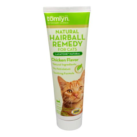 Tomlyn Natural Laxatone Cat Hairball Eliminator