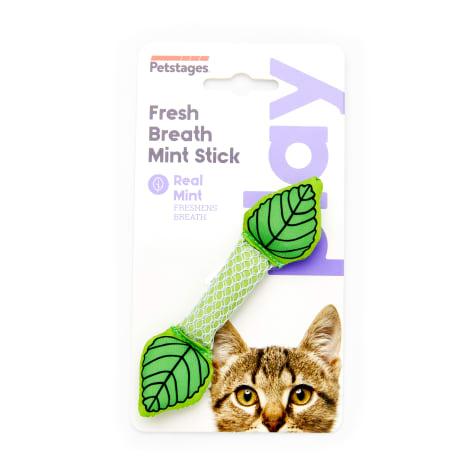 Petstages Cat Dental Mint Stick Cat Toy