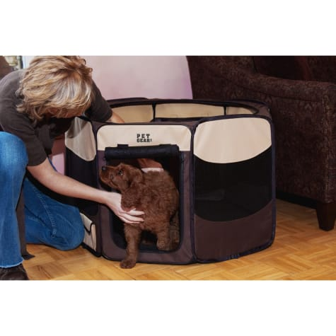 Pet Gear Sahara Octagonal Pet Pen