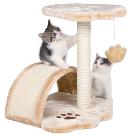Trixie DreamWorld Vitoria Kitten Scratching Tower
