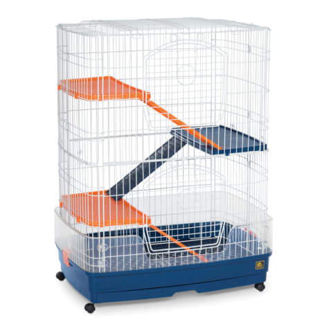 Prevue Pet Products Four Story Ferret & Rabbit Cage