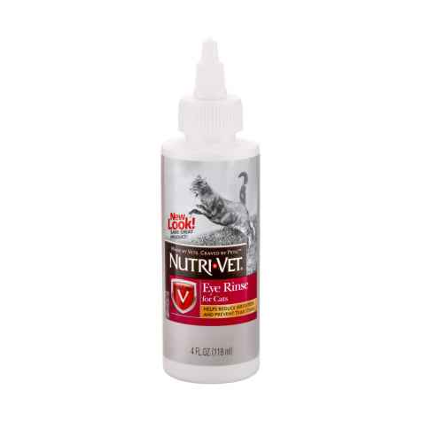 Nutri-Vet Cat Eye Cleaner
