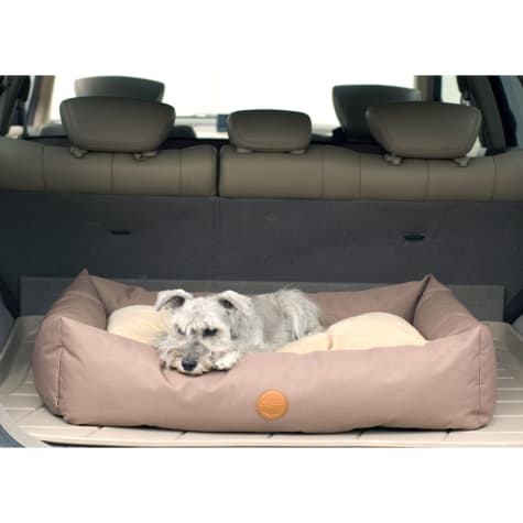 K&H Tan Travel & SUV Dog Bed