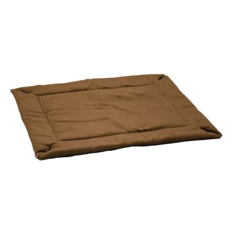 K&H Self Warming Dog Crate Pad Mocha