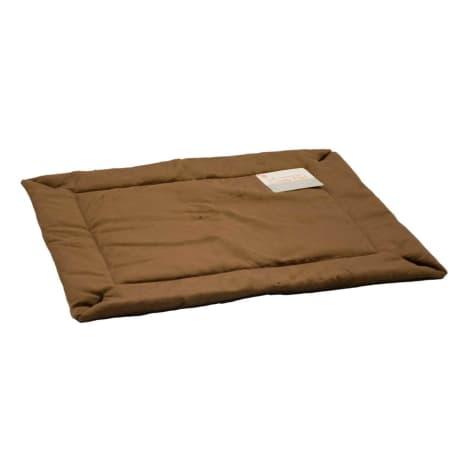 K&H Mocha Self Warming Crate Pad