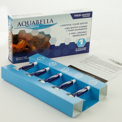 Aquabella Freshwater Aquarium Water Treatment System