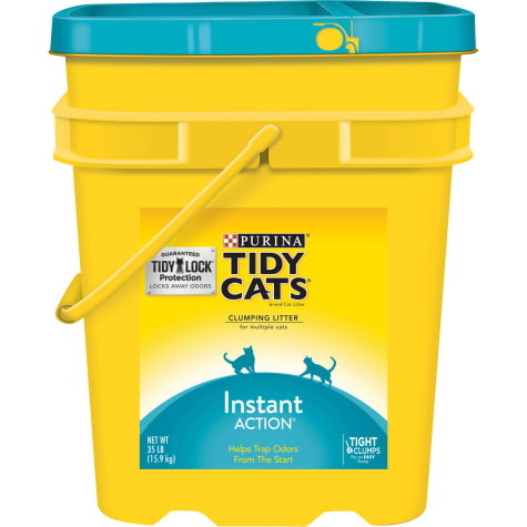 Purina Tidy Cats Clumping Instant Action Multi Cat Litter