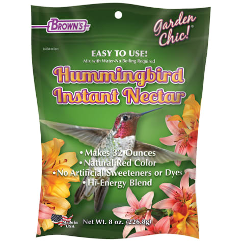 Brown's Hummingbird Instant Nectar