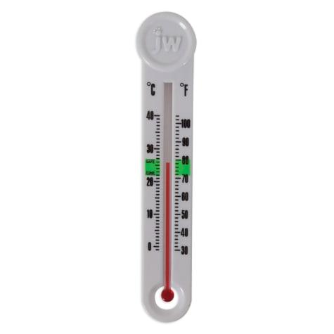 JW Pet Magnet Smart Temperature Aquarium Thermometer