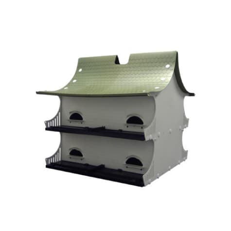 S&K Manufacturing Great 8 Purple Martin House