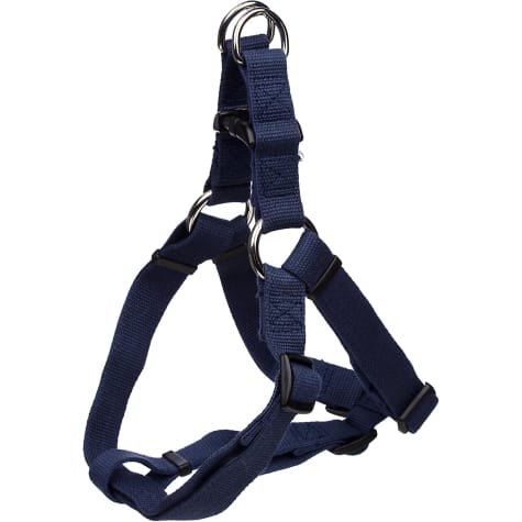 Coastal Pet New Earth Adjustable Personalized Soy Comfort Wrap Dog Harness in Indigo