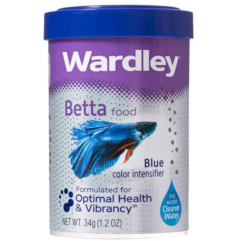 Wardley Blue Betta Fish Food