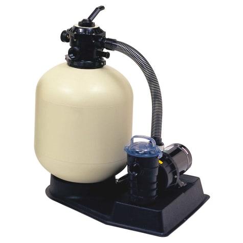 Lifegard Aquatics Base & Hose Kit for Tarpon Pond System