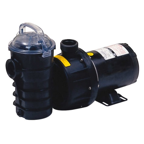 Lifegard Aquatics Sea Horse Self Priming Pond Pump, 66 GPM