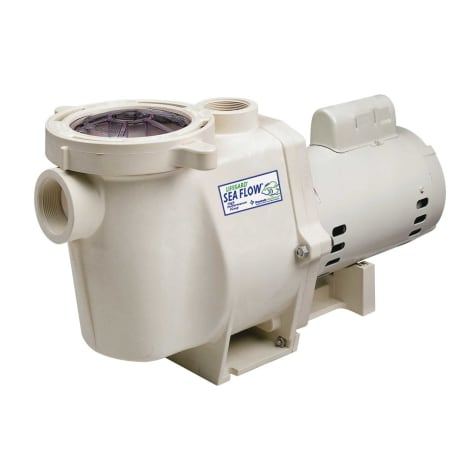 Lifegard Aquatics Sea Flow High Performance Pond Pump, 140 GPM