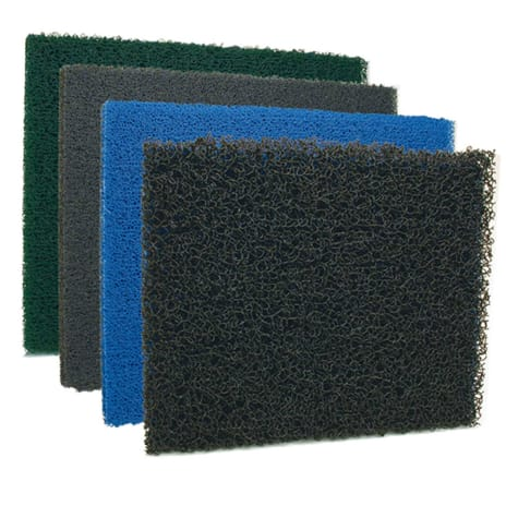 Lifegard Aquatics Aquamesh Stage 3 Blue Progressive Filter Media, 39