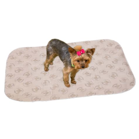 PoochPads Reusable Housebreaking Pad in Tan