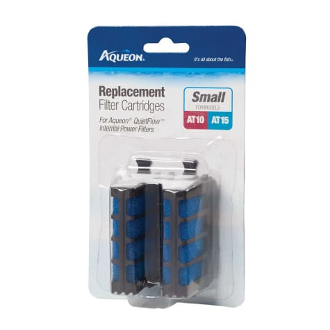 Aqueon QuietFlow SM Internal Replacement Filter Cartridges
