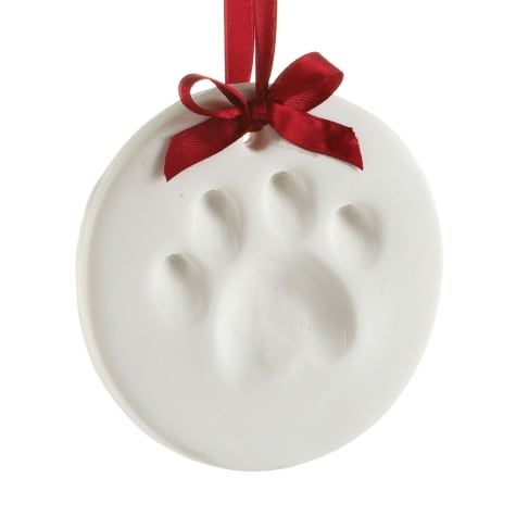 Pearhead Pawprints Ornament Impression Kit For Dogs or Cats