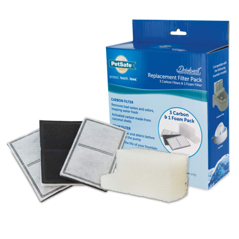 Drinkwell Outdoor Pet Fountain Filter Replacement Cartridges