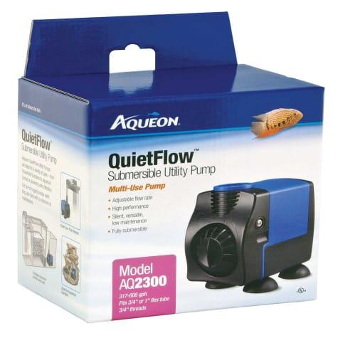 Aqueon QuietFlow 2300 Submersible Utility Pump